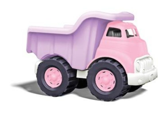 Green Toys Dump Truck Pink 100 Recycled Bpa Free