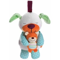 Infantino Soothe & Snuggle Pup Baby Activity Toy