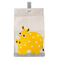 3 Sprouts Nappy Stacker - Rhino