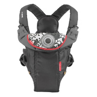 Infantino Swift Classic Baby Carrier - Black