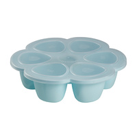 Beaba Babycook Silicone Multiportions - Blue - 150ml