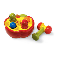 Ambi Toys - Pounding Apple Baby Activity Toy