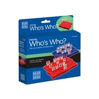 Blue Opal - Travel Who's Who Game