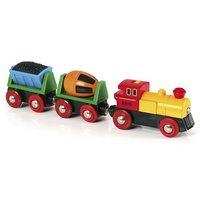 BRIO Battery Operated - Battery Operated Action Train