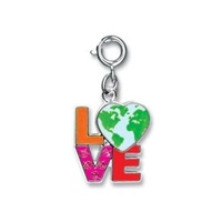 Charm It - Love Earth Charm