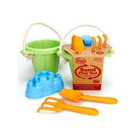 Green Toys Sand Play Set 4PC 100% Recycled BPA free