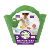 Green Toys Tide Pool Bath Set 100% Recycled BPA free