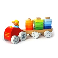 Koala Dream - Farm Tractor with Stacking Shape
