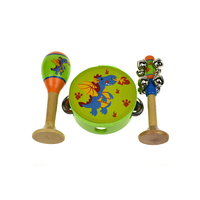 Kaper Kidz - Dragon Musical Set 3 pieces