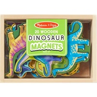 Melissa & Doug Dinosaur Magnets In A Box of 20