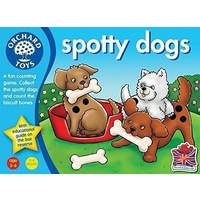 Orchard Toys Spotty Dog Fun Counting Educational Game