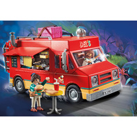 Playmobil - The Movie Del's Food Truck 70075