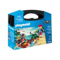 Playmobil - Pirate Raider Carry Case PMB9102