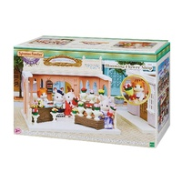 Sylvanian Families Blooming Flower Shop SF5360