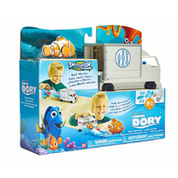 Disney Pixar - Finding Dory Hank and Truck Swigglefish Playset