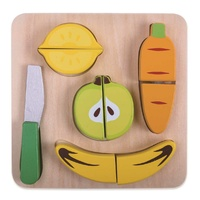 Tooky - Fruit Cutting Play Set