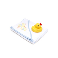 Elka Towel and Duck Set - Blue