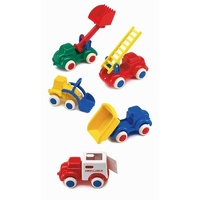 Viking Toys Maxi Fire Truck - one vehicle only