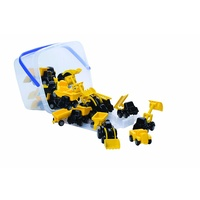 Viking Mini Chubbies Construction Bucket 20pcs
