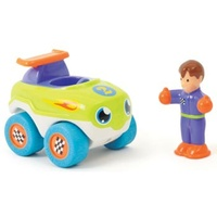 WOW Toys Mini Ace the Racer Car