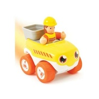 WOW Toys Mini Jax the Dump Truck